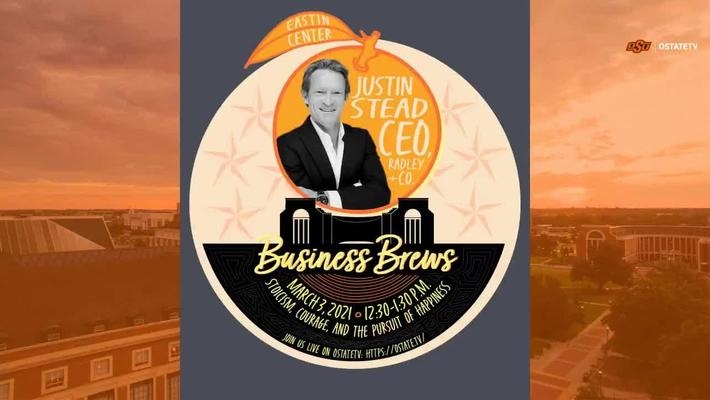 REBROADCAST:    Business Brews--Stoicism, Courage and the Pursuit of Happiness