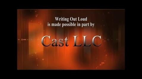 Thumbnail for entry Writing Out Loud:  Sallie Ann Robinson