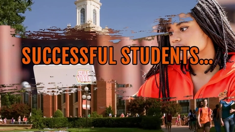 Thumbnail for entry Successful Students - Prepare for the Spring Semester