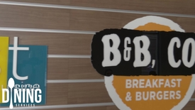 Thumbnail for entry North Dining Breakfast Options