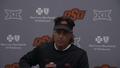 OSU/KSU Football Postgame: Mike Gundy Speaks to the Media