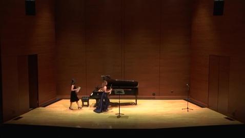 Thumbnail for entry   Greenwood School of Music Senior Recital -- Katlyn Baker