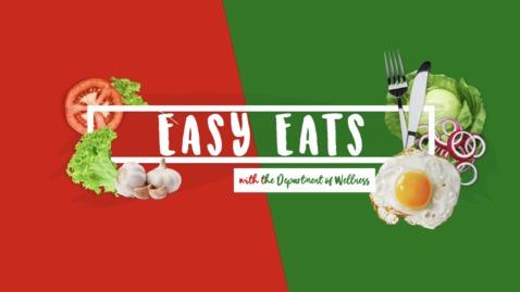 Thumbnail for entry Easy Eats - Vegan Mushroom Gravy