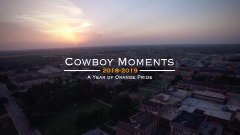 Cowboy Moments 2018-2019: A Year of Orange Pride