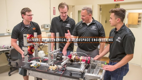 Thumbnail for entry Mechanical & Aerospace Engineering Recruitment