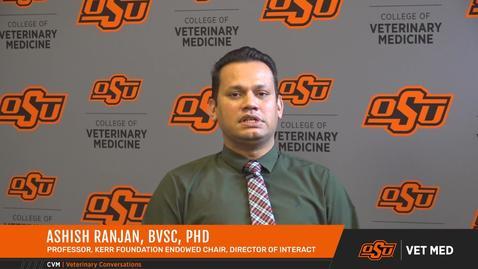 Thumbnail for entry Dr. Ashish Ranjan on INTERACT