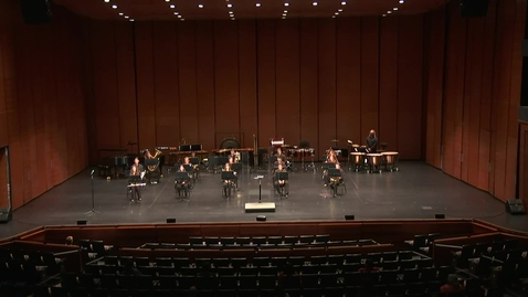 Thumbnail for entry Greenwood School of Music Wind Ensemble & Symphonic Band Concert