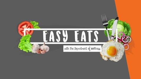 Thumbnail for entry Easy Eats - Kale Salad