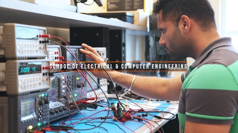 Thumbnail for entry Electrical & Computer Engineering Recruitment