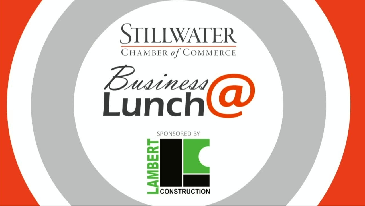 REBROADCAST: October 2018 Stillwater Chamber of Commerce Business@Lunch