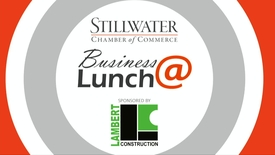 Thumbnail for entry REBROADCAST: October 2018 Stillwater Chamber of Commerce Business@Lunch