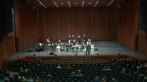 Thumbnail for entry REBROADCAST:  OSU Jazz Orchestra and Jazz Ensemble