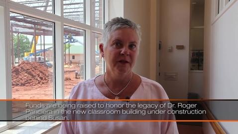 Thumbnail for entry Honoring Dr. Roger Panciera