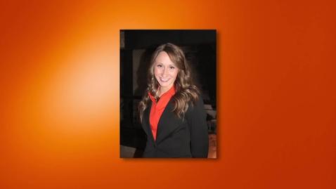 Thumbnail for entry Lauren Oseland - Outstanding Senior