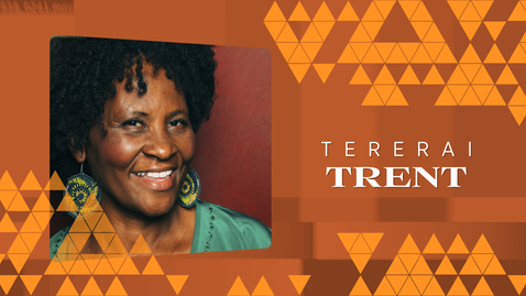 Thumbnail for entry 2019 Distinguished Alumni: Tererai Trent