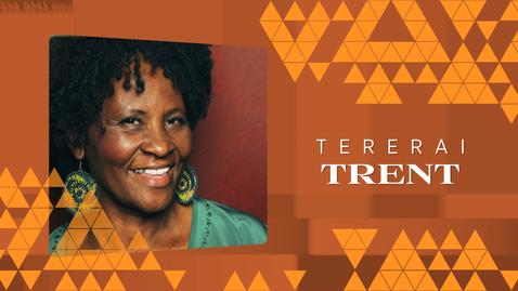 Thumbnail for entry 2019 Distinguished Alumni: Tererai Trent