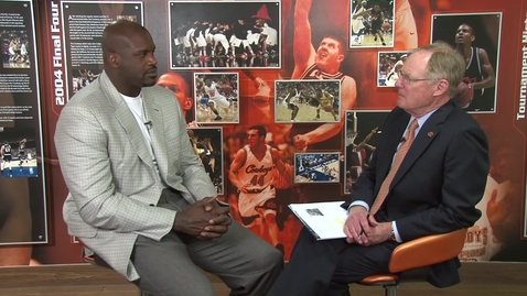 Thumbnail for entry Inside OSU: Shaquille O'Neal Interview