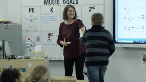 Thumbnail for entry Elementary School Partnership