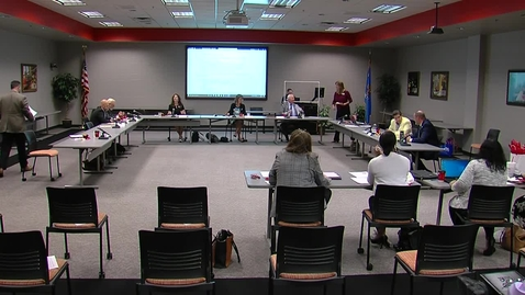 Thumbnail for entry REBROADCAST:  Oklahoma Physician Manpower Training Commission Meeting