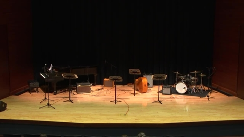 Thumbnail for entry Greenwood School of Music Jazz Combo Concert Part 2