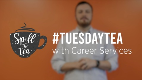 Thumbnail for entry Staying Resilient in Your Job Search