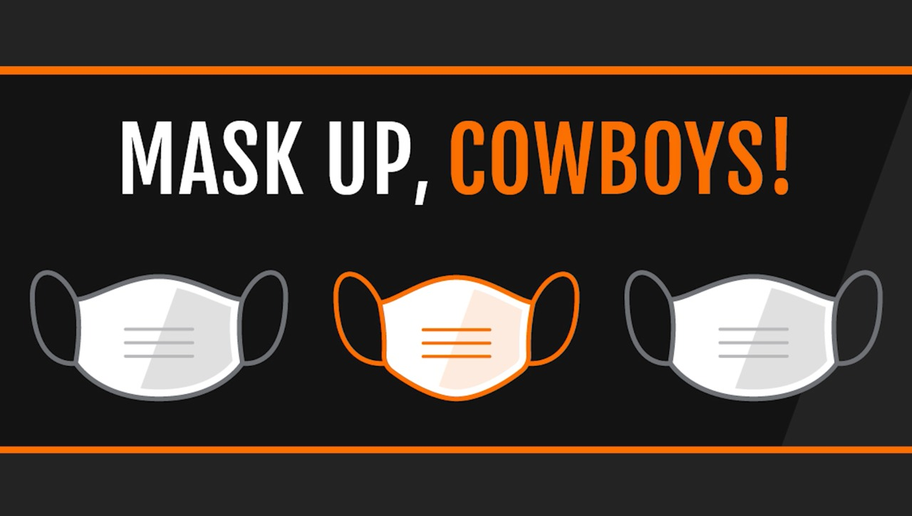 Mask Up Cowboys!