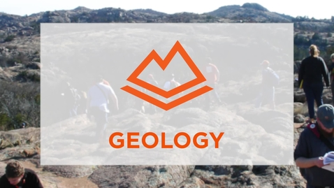 Thumbnail for entry CAS Major Profile: Geology