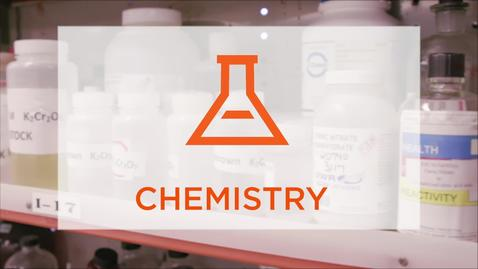 Thumbnail for entry CAS Major Profile: Chemistry