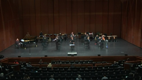 Thumbnail for entry Greenwood School of Music Symphonic Band and Orchestra Concert