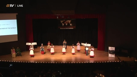 Thumbnail for entry ICYMI:  Indian Student Association Wins First Place in Big Group Category At 2018 Cultural Night