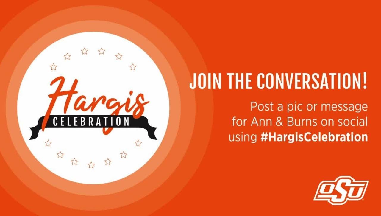 REBROADCAST:  Hargis Celebration