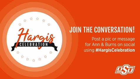 Thumbnail for entry   2021 Hargis Celebration