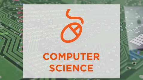 Thumbnail for entry CAS Major Profile: Computer Science