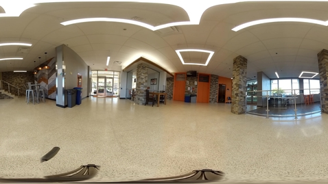 Thumbnail for entry 360 Video:  Iba Hall Lobby Renovations