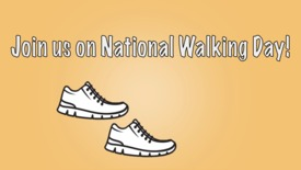 Thumbnail for entry National Walking Day