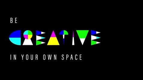 Thumbnail for entry Be creative in your own space: Library Creativity Award 2019