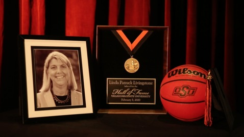 Thumbnail for entry OSU Hall of Fame 2020 - Linda Parrack Livingstone