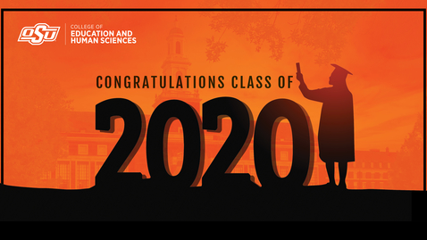 Thumbnail for entry Congratulations 2020 Grads!