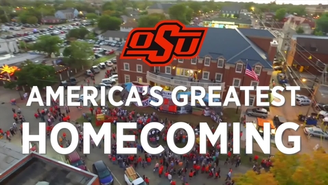 "Thumbnail for entry ""America's Greatest Homecoming"""