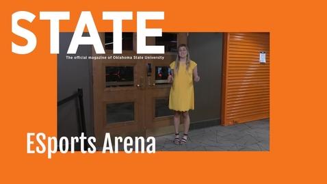 Thumbnail for entry STATE Magazine:  ESports at OSU