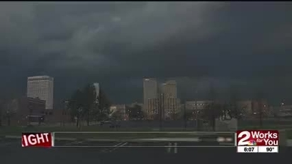IN THE NEWS: Severe weather-related PTSD - OStateTV