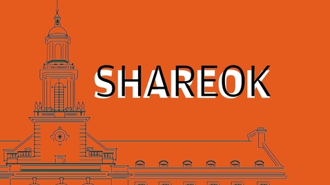ShareOK at Oklahoma State University Libraries: Access beyond the classroom
