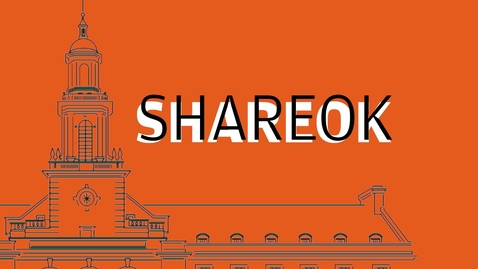 Thumbnail for entry ShareOK at Oklahoma State University Libraries: Access beyond the classroom