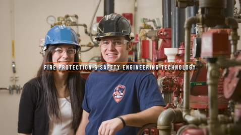 Thumbnail for entry Fire Protection & Safety Engineering Technology