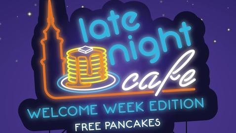 Thumbnail for entry Late Night Cafe 2021