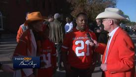 Thumbnail for entry REBROADCAST:  Inside OSU With Burns Hargis Live From Sea Of Orange Homecoming Parade