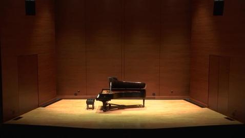 Thumbnail for entry Greenwood School of Music Graduate Recital:  Marji Fint Shelton