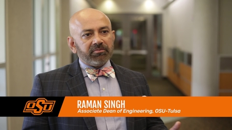Thumbnail for entry Dr. Raman Singh discusses $1.9M award for oil and gas shale recovery research