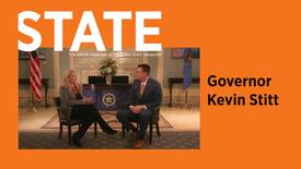 Thumbnail for entry STATE Magazine:  One-On-One With Governor Stitt