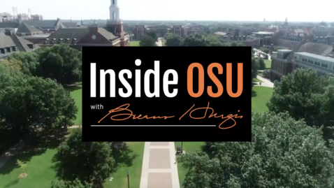 Thumbnail for entry Inside OSU With Burns Hargis:  Division of Student Affairs